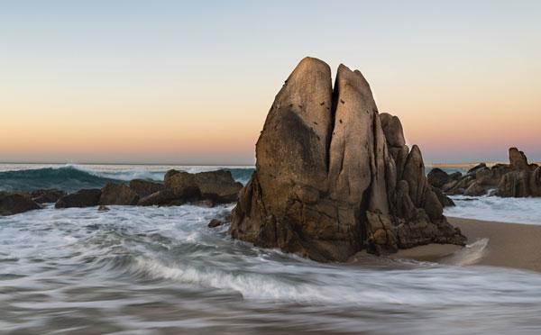 Crab Rock, Baja