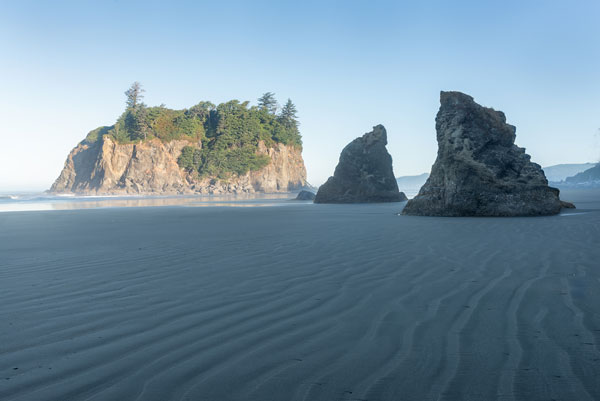 Ruby Beach Morning II