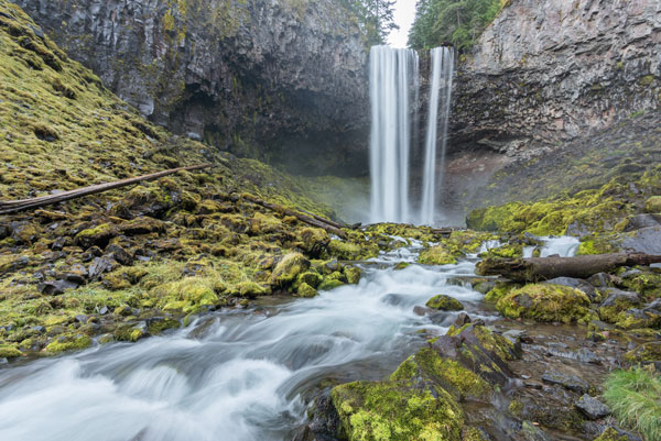 Tamanawas Falls I