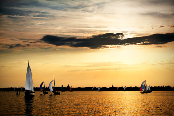 Sailing Home I