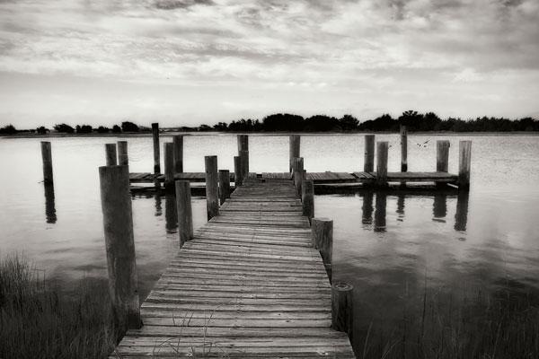 Lonely Dock II