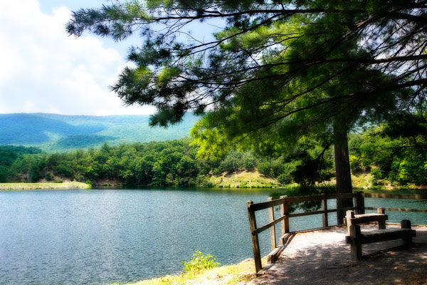 Douthat Lake II