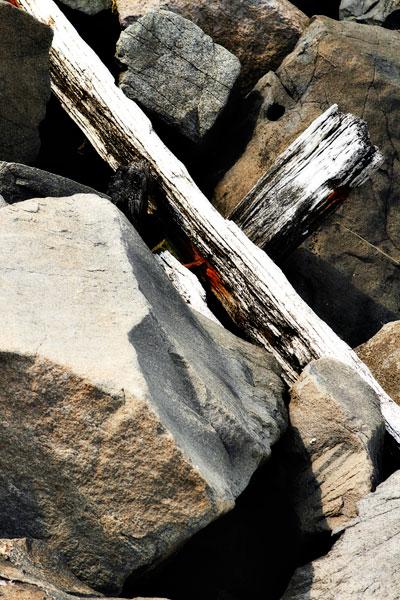 Rocks & Wood II