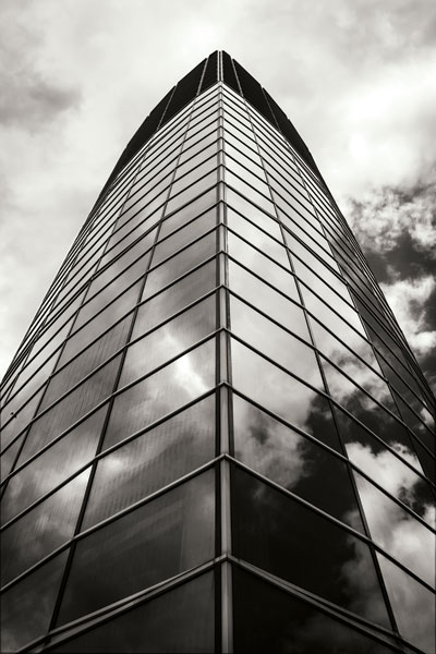 Tower of Clouds I