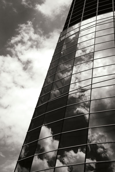 Tower of Clouds IV