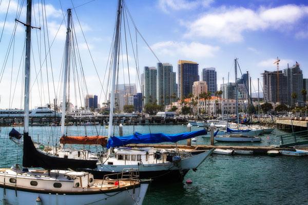 San Diego Que II