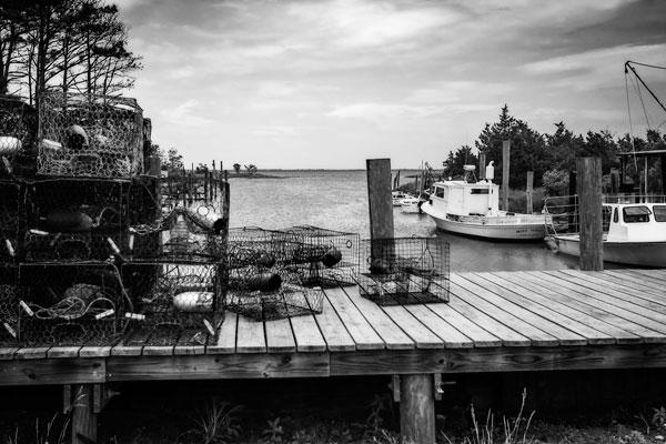Cedar Island Harbor