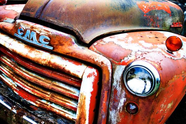Rusty Old Truck VIII