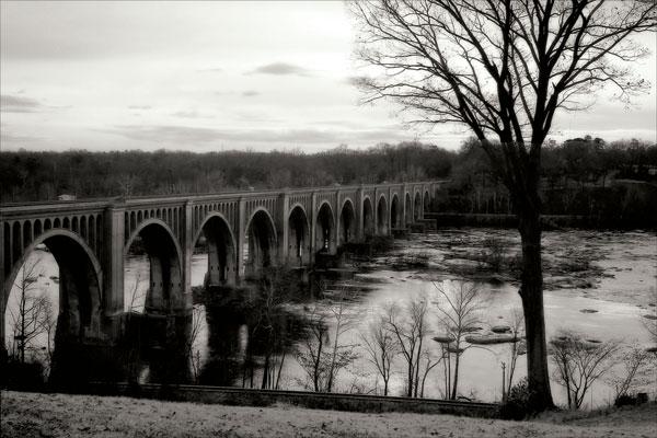 Bridge Across the James 6