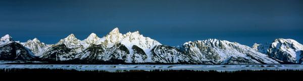 Grand Teton National Park VIII
