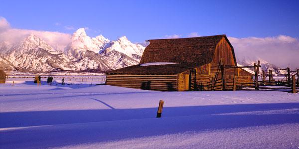 Grand Teton National Park XVIII