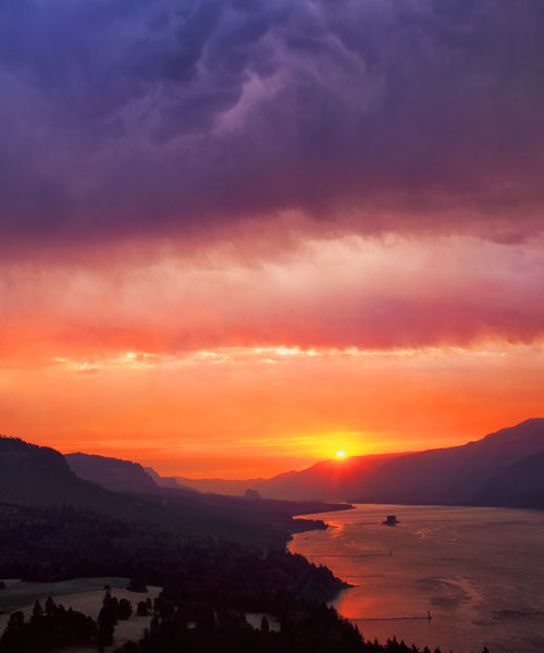Columbia River Gorge III