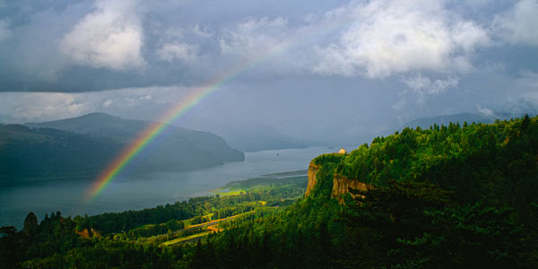 Columbia River Gorge VI