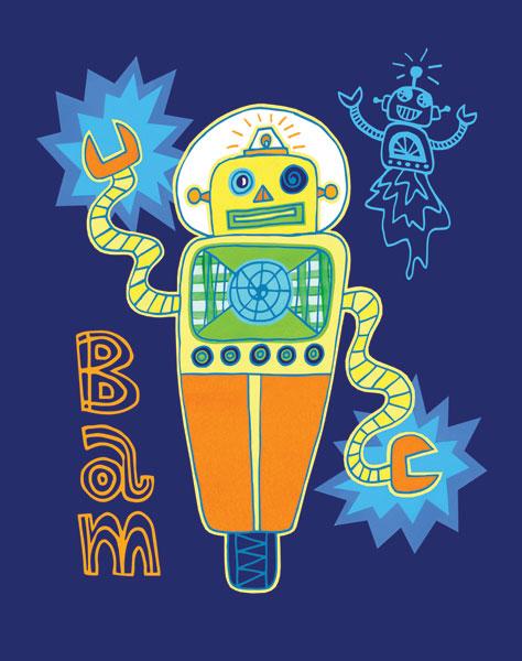 Robot City I