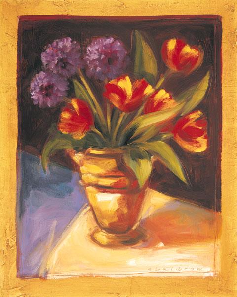Tulip & Dahlia