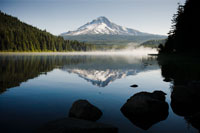 Mt Hood in Summer I